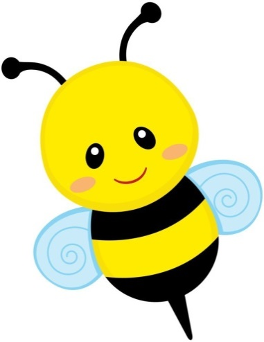 This image has an empty alt attribute; its file name is bee.jpg